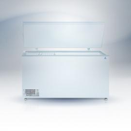 Морозильный ларь Ангара-400 КР. (крышка) 1 корзина
