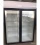 Шкаф холодильный Polair двухдверный DV110S -5+5
