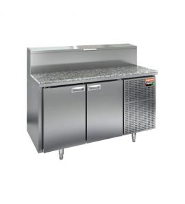 Стол среднетемпературный для пиццы HICOLD PZ1-11/GN