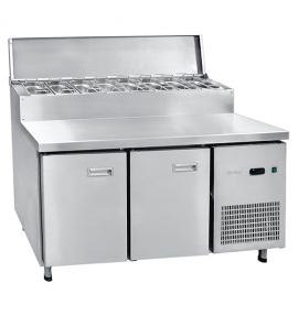 Стол среднетемпературный для пиццы, СХС-70-01П