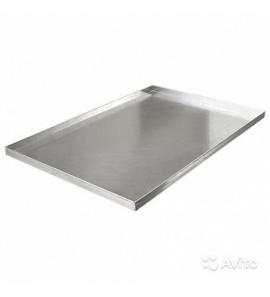 Лист для пекарного шкафа алюм 600/400