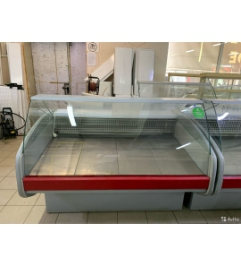 Витрина холодильная широкая Ангара 3 -154