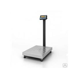 Весы платформенные электронные напольные Штрих МП АГ 3-большая площадка